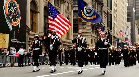 Columbus Day Parade (October)