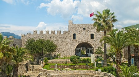 Marmaris Fort And Archaelogy Museum