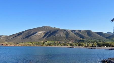 The beaches of Palekastro