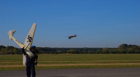Airstrip in Słonawy