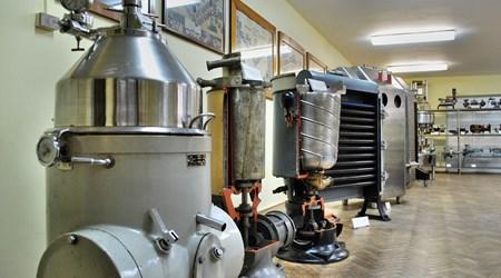 The Dairy Museum by the Tadeusz Rylski Food Schools Complex in Rzeszów