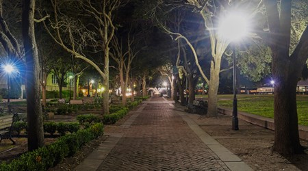 Charleston Ghost and Dungeon Tour