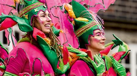 Bremen Carnival (February)
