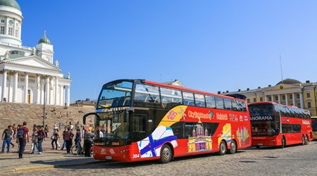 Hop On Hop Off with City Sightseeing