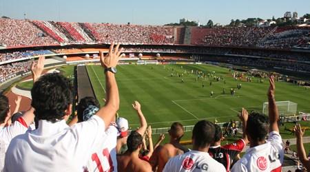 Estádio Cícero Pompeude Toledo