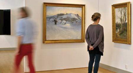 Hallands Konstmuseum - Art museum
