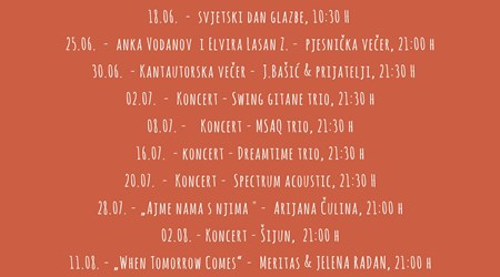 Concert - When Tomorrow Comes - 11.08.