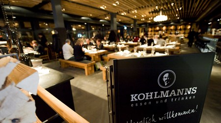 Kohlmanns - eat and drink