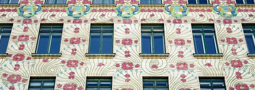 Majolicahus in Vienna