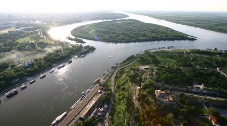 Belgrade Rivers: Danube and Sava