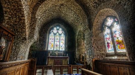 St Brelade's Parish Church