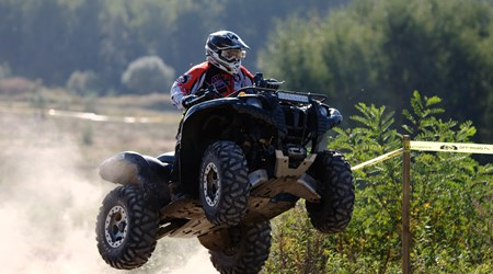 Fury Events Ltd - Quad Biking and Clay Pigeon Shooting