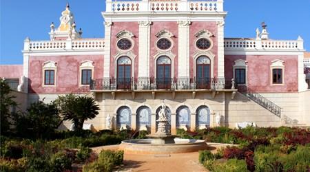 The Palácio de Estoi and Roman Remains of Milreu