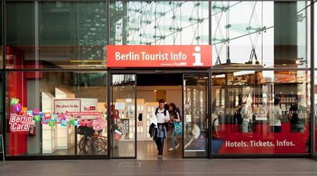 Berlin Tourist Info