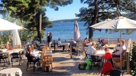 Restaurant Solbrännan & Café, Österskär