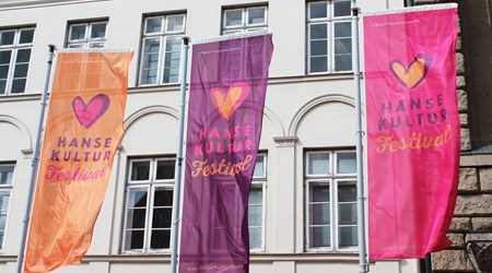 8th – 10th June 2018: HanseKulturFestival