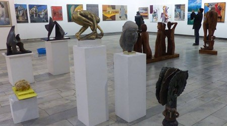 Exhibition Hall of Union of Plovdiv Artists