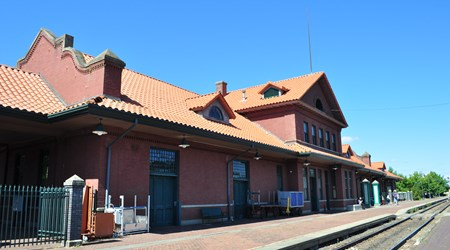 Centralia Union Depot