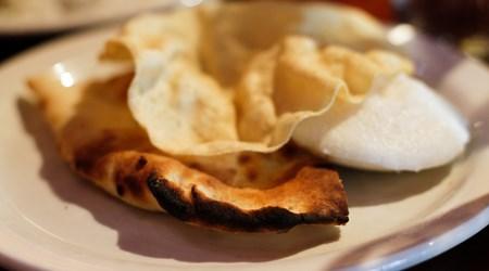 Naan, Flavours of India Restaurant at Shangri-La's Rasa Ria Resort