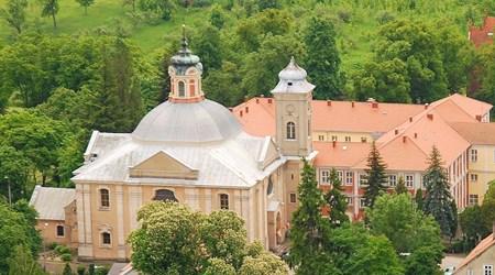 Former Cistercian Church and Monastery in Owińska