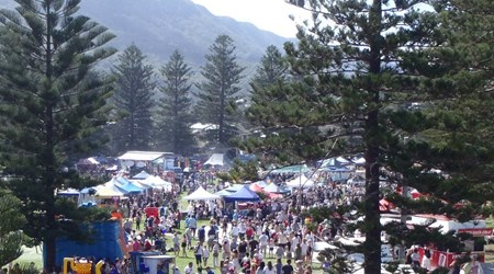 Thirroul Seaside and Arts Festival