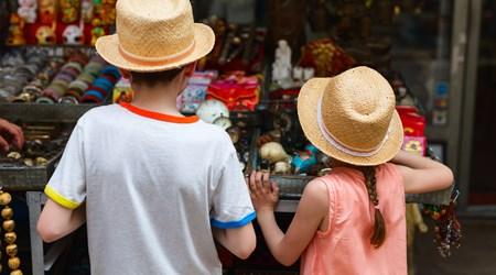 San Jordi Flea Market