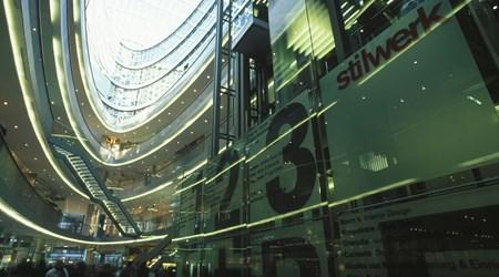 Shopping-Malls/ stilwerk