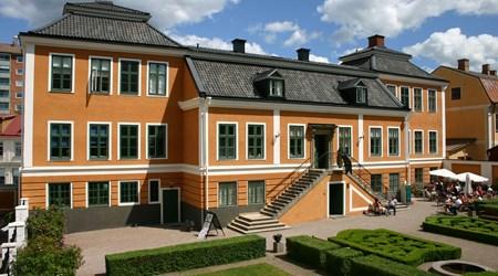 Grevagården and Blekinge Museum