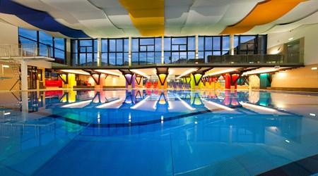 Indoor Swimmin Pool Freizeitzentrum Zell am See-Kaprun