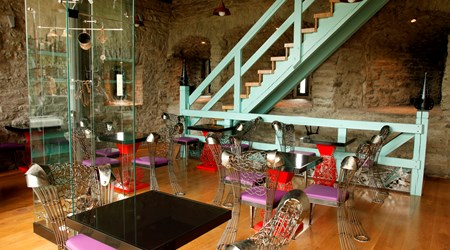 Maiden Tower Museum-Cafe