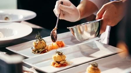 Gourmet restaurant FALCO