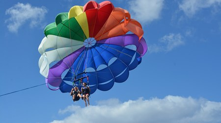 Parasail Port Stephens