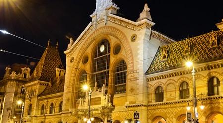 Great Market Hall (Vásárcsárnok)