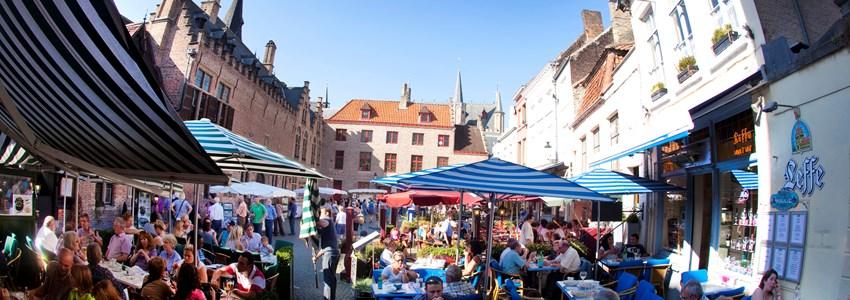 Huidenvettersplein Brugge