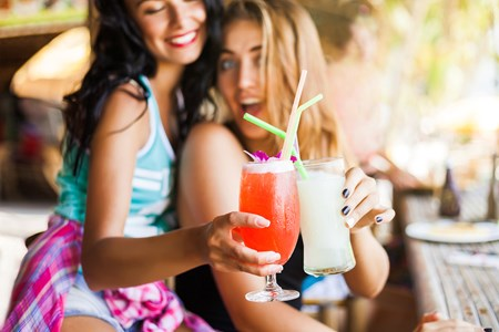 Banana Beach Bar (Agia Anna)