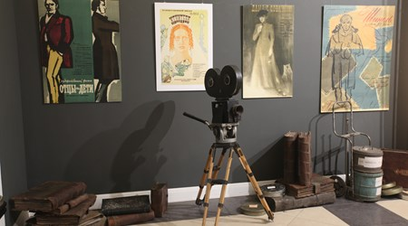 Lenfilm Motion Picture Studio