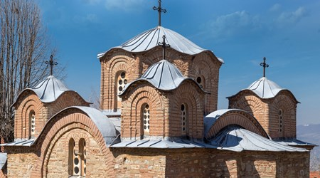 St. Pantelejmon Monastery