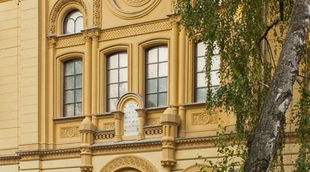 The Nożyk Synagogue