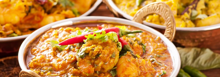 Indian food specialties