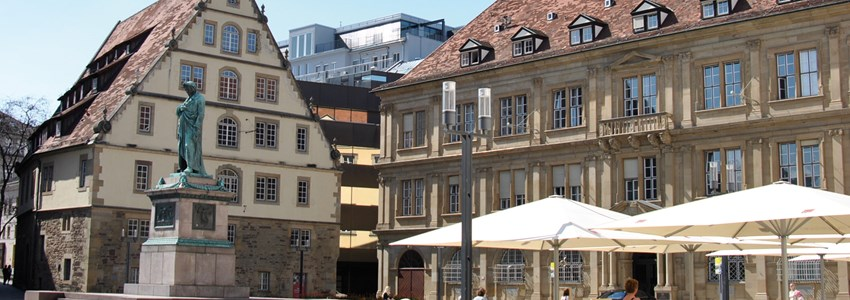 Alte Kanzlei am Schillerplatz Stuttgart