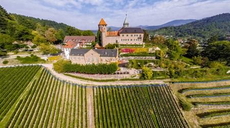 Historic Gernsbach & Schloss Eberstein