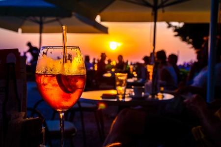 Flisvos Beach Cafe (St.George Beach)