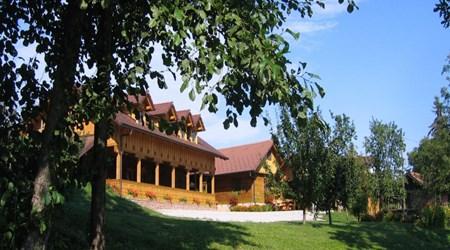 Traditional tourism Majsecov mlin