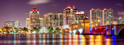 The Palm Beaches