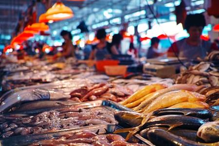 Mercado de Peixe (Sao Vicente)