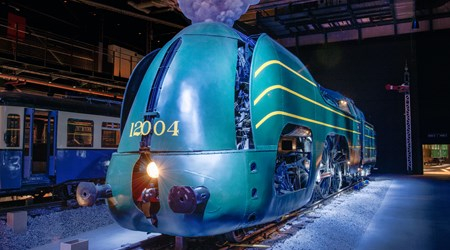 Train World, discover the railways in Brussels