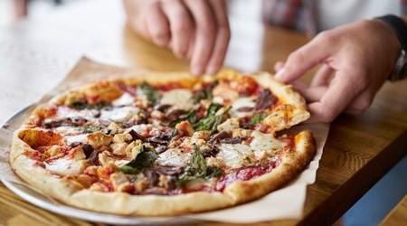 Good Life Modern Organic Pizza