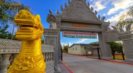Stockton Cambodian New Year (April)