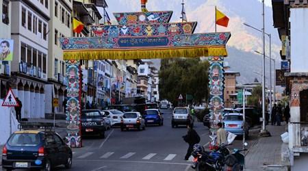 Norzin Lam Street (Thimphu)
