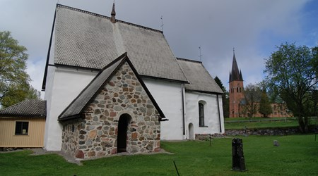 Old church of Alnö